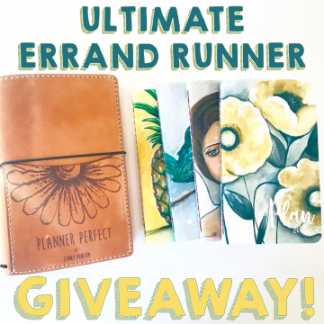 Ultimate Errand Giveaway!