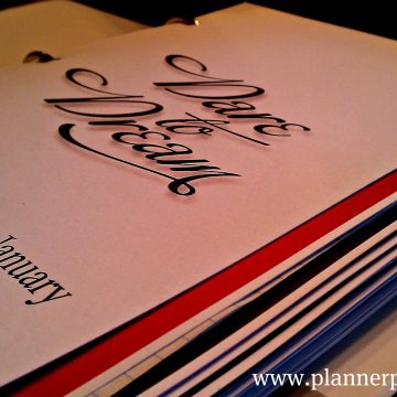 The Perfect Compact Planner…Planner Perfect to Go!